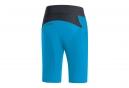 Short Gore Wear C5 Trail Light Bleu