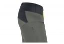 Short Gore Wear C5 Trail Light Gris-Vert Noir