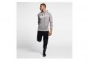 Nike Dry Training Hoodie Grey
