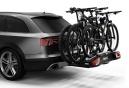 Porte-Vélo sur Boule d´Attelage Thule VeloSpace XT 3 pour 3 Vélos