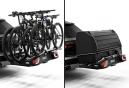 Porte-Vélo sur Boule d'Attelage Thule VeloSpace XT 3 pour 3 Vélos 939