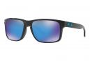 Gafas Oakley Holbrook black blue Prizm Sapphire