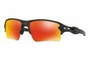 OAKLEY FLAK 2.0 XL Sunglasses Black Camo - Prizm Ruby OO9188-8659