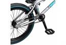 BMX Mongoose L40 Argent 2018