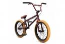 BMX Mongoose L100 Bordeaux 2018