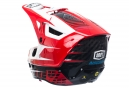 Casco Integral 100% Aircraft Blazer Noir / Rouge