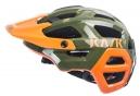 Casque VTT Kask Rex Kaki Orange