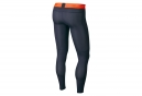 Collant Long Nike Pro HyperCool Bleu Orange Homme