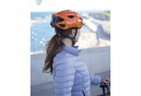 Casco Abus S-Cension Noir / Orange