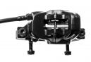 Frein Avant Magura MT2 Durite 80cm - Adaptateur 180mm (sans disque)