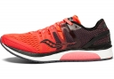Zapatillas Saucony Liberty Iso para Mujer Rojo / Negro / Gris