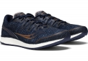 Chaussures de Running Saucony Freedom Iso Bleu / Blanc