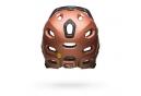 Casco Bell Super DH Mips con negro extraíble de cobre Chinstrap