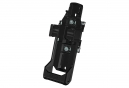 Abus 6500 Foldable Lock + SH Bracket Black