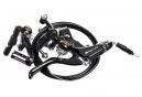 Frein arrière complet BMX Promax V-Brake Expert Noir