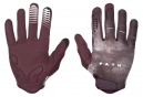 Paire de Gants Longs ION Path Gris / Bordeaux