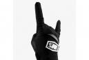 Paire de Gants Longs Femme 100% Ridecamp Noir