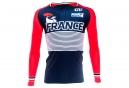 Maillot FFC BMX France Challenges Junior