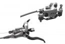 Levier de Frein Avant Shimano Alivio BR-M4050 et Commande Intégrée 3 vitesses ST-M4050