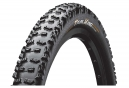 Pneu VTT Continental Trail King ProTection Apex 27.5 Tubeless Ready Souple BlackChili