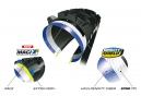 Pneu Avant VTT MICHELIN Wild Enduro Magi-X Tubeless Ready 27.5'' Tringle Souple Noir