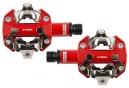 Look X-Track Clipless Pedals Red