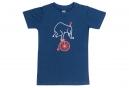T-shirt MARCEL PIGNON Enfant ELEPHANT Bleu