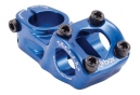 Box Two Stem Top Load 1'' Blue