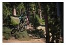 Paire de Gants Longs G-FORM Pro Trail Noir