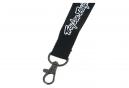 Porte-clés Tour de Cou Troy Lee Design Logo Noir