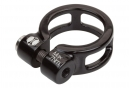 Collier de selle Box Helix 25.4mm Noir