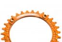 Hope Retainer Narrow Wide Chainring Orange