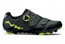 Northwave Scream 2 Plus MTB Shoes Black Grey Yellow