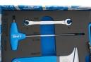 Mallette à Outils pour Roue de Vélo Unior 12 Outils