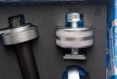 Mallette à Outils Unior pour Boîtiers et Manivelles (11 Outils)