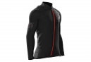Veste Compressport Hurricane Jacket V2 Noir