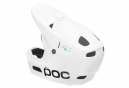 Casco Integral Poc Coron Air Spin Blanc / Gris