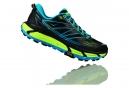 Chaussures de Trail Hoka One One Mafate Speed 2 Noir / Bleu / Jaune