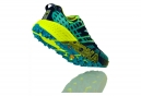 Scarpe da Trail Running Hoka Speedgoat 2 Blu Giallo