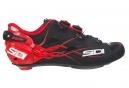 Chaussures Route Sidi Shot Noir / Rouge
