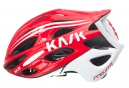 Casque Kask Mojito Rouge Blanc