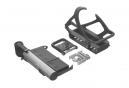 Porte-bidon Syncros Matchbox Tailor Cage + Pompe à Main Micro HV+ - Droit