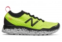 Chaussures de Trail New Balance Fresh Foam Hierro V3 Jaune / Noir