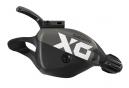 Grupo Sram X01 Eagle DUB Boost 12 Velocidades - Negro / Blanco (sin eje de pedalier)