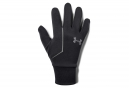 Sous-Gants Under Armour Storm Run Liner Noir