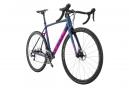 Vélo de Cyclocross Felt F30X Shimano 105 11V 2018 Bleu / Violet