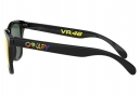 Paire de Lunettes Oakley Frogskins VR46 Polished Black / Prizm Ruby OO9013-E655