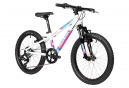 Rossignol All Track 20 M Girls Hardtail MTB Shimano Tourney 7s White Pink 2018