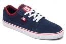 Chaussures DC Shoes Tonik Bleu Fonce / Rouge
