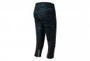 Collant 3/4 Femme NEW BALANCE IMPACT Noir Bleu
